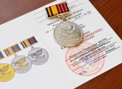 Приказом Министра обороны РФ Сергея Шойгу награждены члены отряда имени Краснопивцева